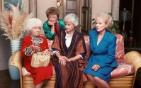 6The Golden Girls
