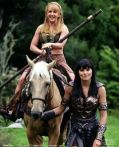 8Xena and Gabrielle