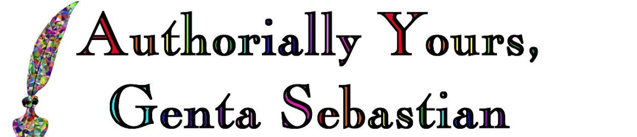 Authorially Yours, Genta Sebastian